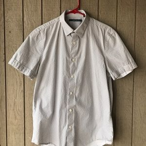 Perry Ellis Other - Perry Ellis Short Sleeve Buttonup