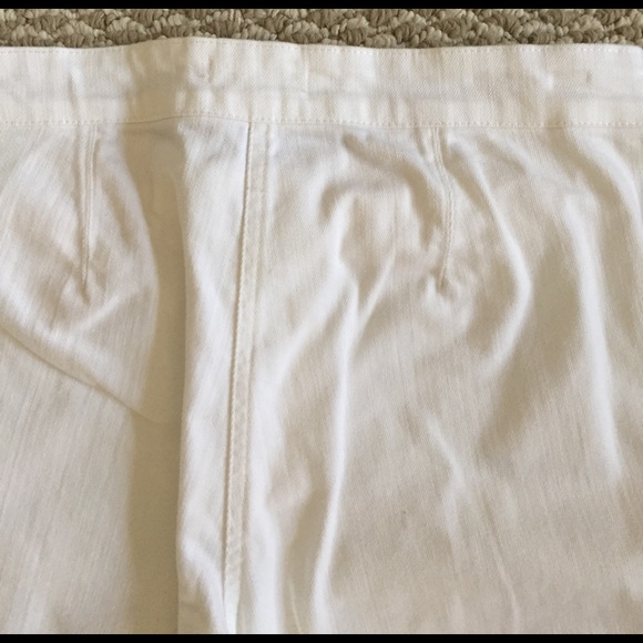Eileen Fisher Pants - Eileen Fisher organic cotton pants white sz S