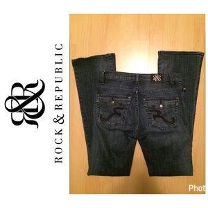 Rock & Republic Denim - **ROCK & REPUBLIC**Jeans Size 6!  GREAT CONDITION