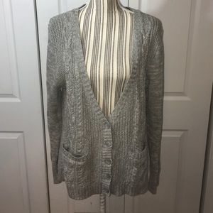 Lane Bryant Sweaters - Lane Bryant Cable Knit Cardigan