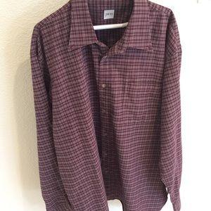 John W. Nordstrom Other - John W Nordstrom button down long sleeve shirt