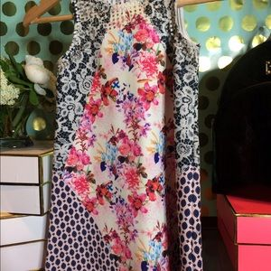 Truly Me Other - Truly me floral print dress