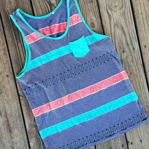 on the byas Other - Men's Pacsun On the Byas Tank Top Small