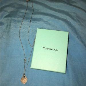 Tiffany & Co. Jewelry - Tiffany and co necklace