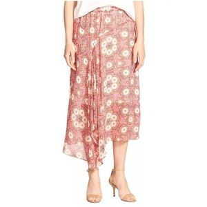 Vince Camuto Dresses & Skirts - VINCE CAMUTO PINK MENDALA PRINT SKIRT ~ NWT