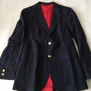 Gant Jackets & Blazers - Vintage navy wool GANT sport coat
