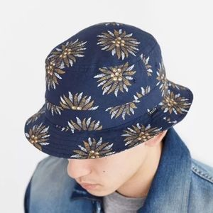 Brixton Other - NWT Large Brixton Floral Bucket Hat