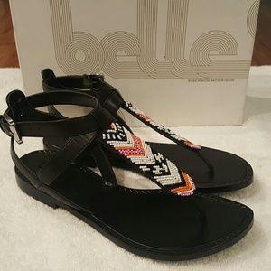 Sigerson Morrison Shoes - Belle Sigerson Morrison Sz 8 New Stetson sandal