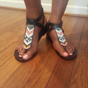 Sigerson Morrison Shoes - Belle Sigerson Morrison New Stetson sandal