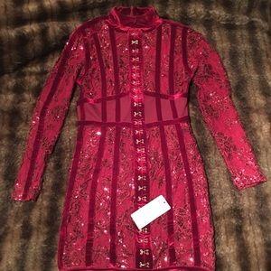 House of CB Dresses & Skirts - House of CB London Gigi Deep Red Medium