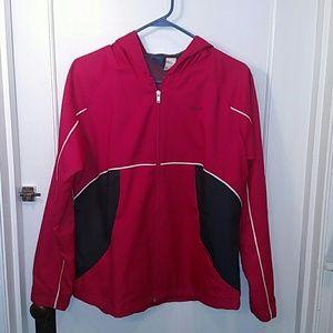 Reebok Jackets & Blazers - Reebok Lightweight Jacket with Hood