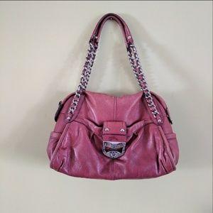 b. makowsky Handbags - B. Makowsky Red Handbag