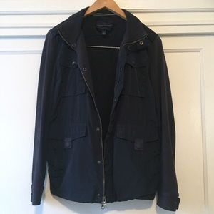 Banana Republic Other - Banana Republic navy blue utility jacket