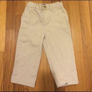 Polo by Ralph Lauren Other - Boys' Ralph Lauren Khaki Pants