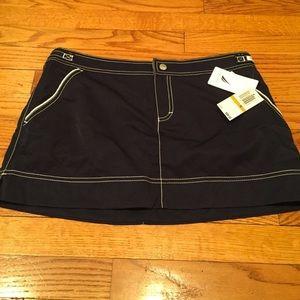 Nautica Dresses & Skirts - Nautica navy blue sport skirt