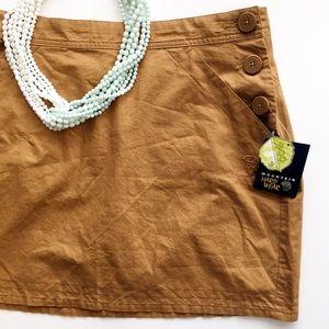 Mountain Hard Wear Dresses & Skirts - 🚨SALE! Mountain Hardwear 'Sandhills' Mini Skirt