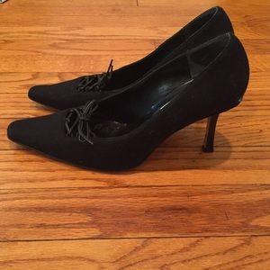 Jimmy Choo Shoes - Jimmy Choo black heels