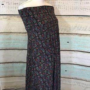 LuLaRoe Dresses & Skirts - LuLaRoe Maxi skirt size small nwt