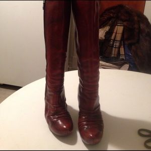 Kork Ease knee high boots