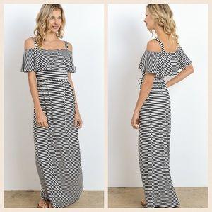GILLI Dresses & Skirts - ✨RESTOCK Arriving Soon✨ GILLI Open Shoulder Maxi