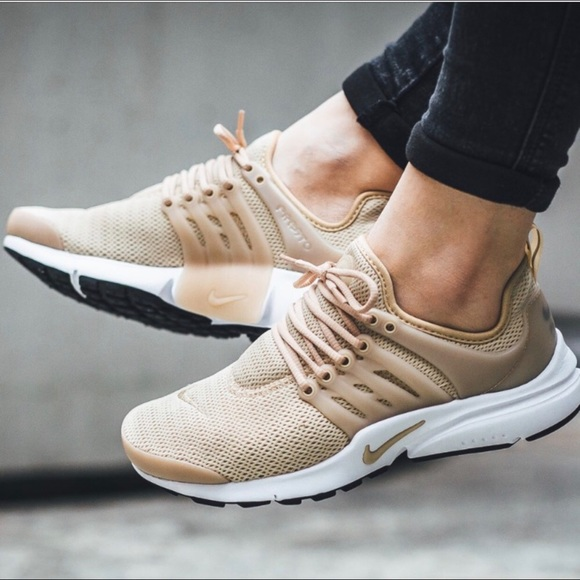 wholesale dealer c0f37 0a770 NIKE AIR PRESTO LINEN LIMITED EDITION COLOR Sz 7 NWT