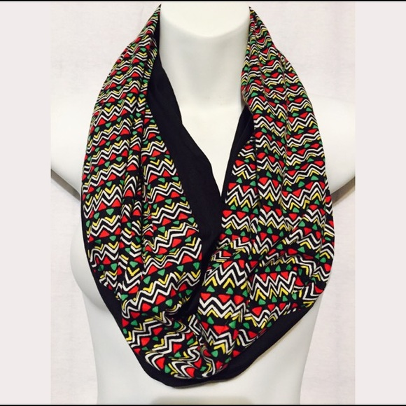 Miss Dress Code Accessories - African Print Scarf
