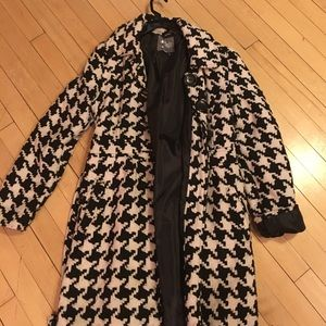 Charlotte Russe Jackets & Blazers - Black and white Jacket