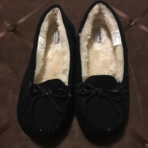 Sonoma Other - Girls Moccasin Slippers