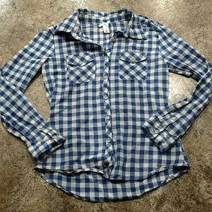 Patagonia Tops - Perfect Plaid 💞 30 min sale 💞