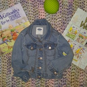Other - ***DONATED***Old Navy Jean Jacket
