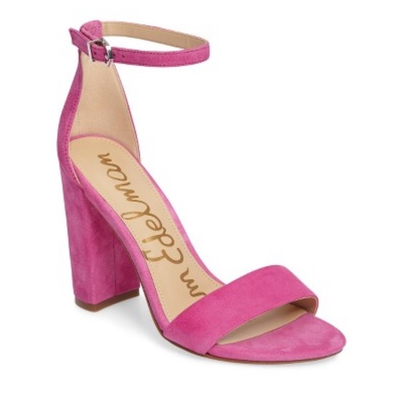 d59ba45c05c Shoes - ISO- Sam Edelman hot pink heels