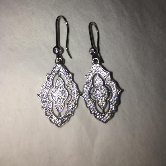 fffe00cc6 Pandora Sparkling Lace Earrings. M_58baf82a36d5949ec70561e3