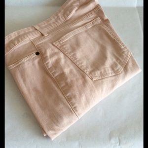 Rich & Skinny Denim - Rich & Skinny Blush Pink Jean