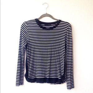 Zara - Striped long sleeve tee