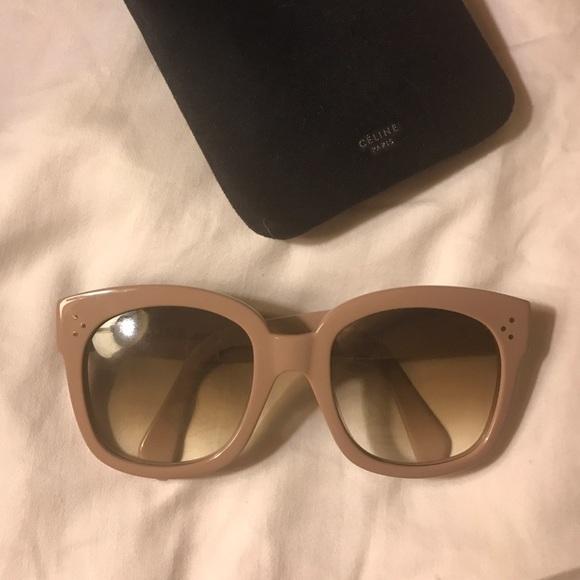 2545dc0f6c8f Celine Accessories - Celine Audrey Sunglasses