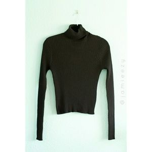 BP. | Rib Knit Turtleneck Sweater