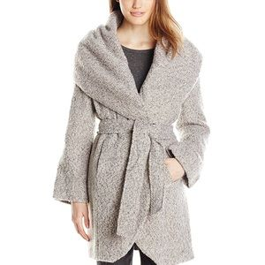 Brand new T Tahari Marla Wrap Coat