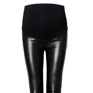 Noppies Pants - Noppies Lillian  Moto maternity leggings  M/L