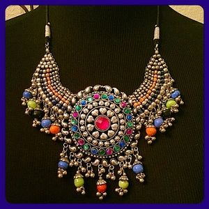 Independent Artisans Jewelry - ✨HP✨Artisan Crafted Indian Celebration Necklace✨