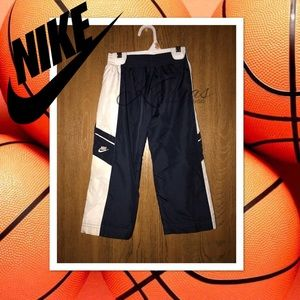 Nike Other - NIKE Toddler Black and White Track Pants 24M