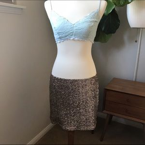 MM Couture Dresses & Skirts - MM Couture sequin skirt size large.