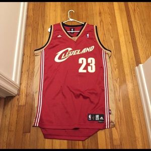 Gucci Other - Lebron James cavaliers jersey size large (Jordan)