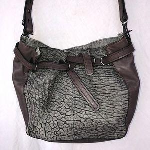 Kooba Handbags - Kooba Leather Crossbody Shoulder Bag Purse