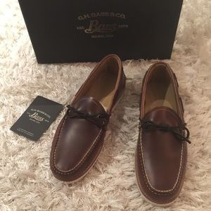 G.H.Bass Other - NWT G.H. Bass Ackley boat shoe men size 9.5
