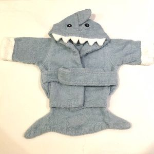 Baby Aspen Other - Baby shark bathrobe