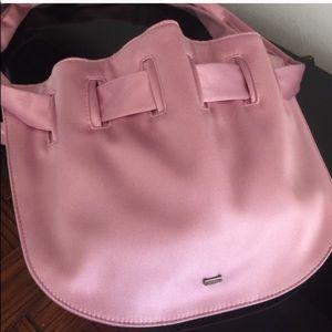 Gucci satin bag delicate