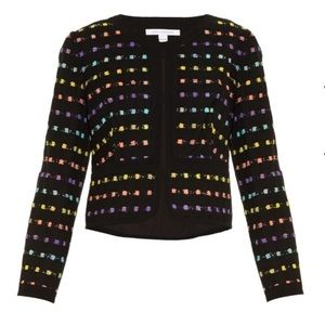 Diane von Furstenberg Jackets & Blazers - NWT DIANE VON FURSTENBERG  Alberta jacket