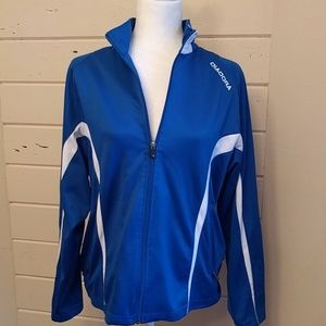 Diadora Other - Blue Diadora athletic jacket