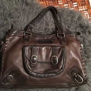 Carla Mancini  Handbags - SALE ⭐ Carla Mancini Leather Handbag