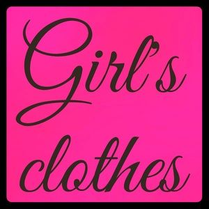 Other - Girl's clothes- all marked down!